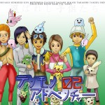 Digimon 02 Chosen Children