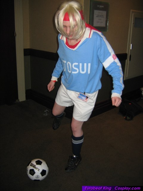 Whistle!: Satou Shigeki (Yaoicon 2005)