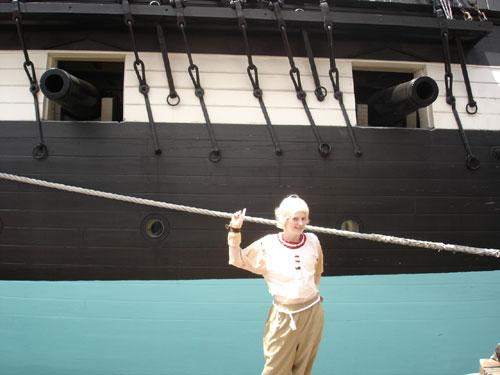 Gensou Suikoden IV: Snowe Vingerhut (Otakon 2007)