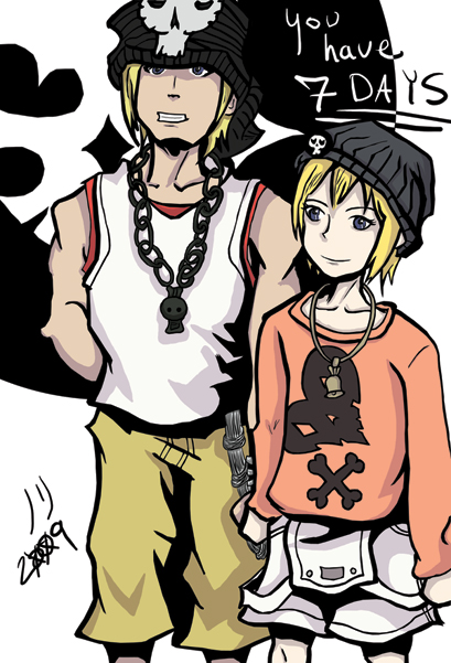 The World Ends With You: Beat and Rhyme