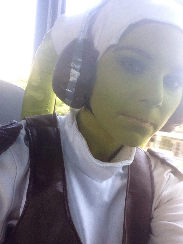 Star Wars Rebels: Hera Syndulla