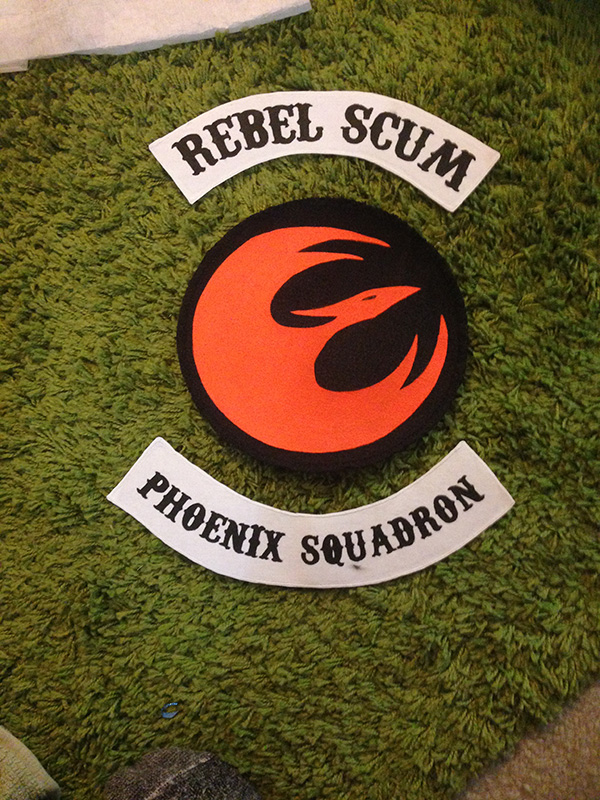 Star Wars Rebels: Sabine's Starbird and Rebel Rockers